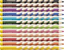 Stabilo kleurpotloden/rechtshandig