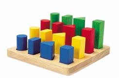 Geometrisch sorteerbord
