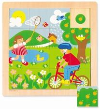 Puzzel Voorjaar