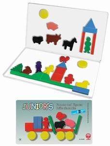 Junior magneetdoos figuren