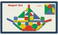 Magneetdoos met Tangram