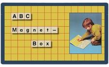 A,B,C magneetdoos